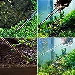 Czemo-Edelstahl-Aquarium-Aquascaping-Set-3-teilig-Aquarium-Terrarium-Tank-Kit-ZubehrPinzette-Schere-Aquatische-Werkzeuge-Set-Fisch-Starter-Kits