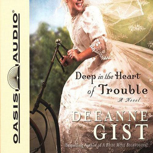 Deep in the Heart of Trouble audiobook cover art