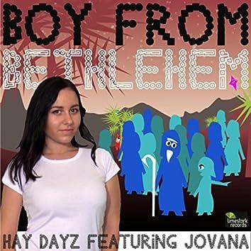 Boy from Bethlehem (feat. Jovana)