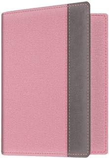 Fintie Passport Holder Travel Wallet RFID Blocking PU Leather Card Case Cover, ZZ- Pink (Pink) - APPA115US