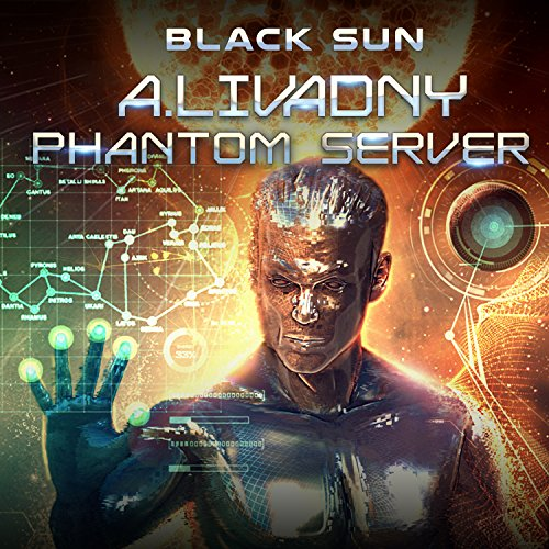Black Sun audiobook cover art