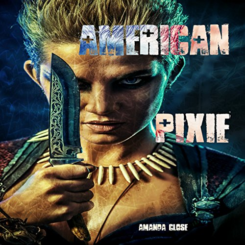 American Pixie audiobook cover art