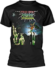 Uriah Heep 'Demons and Wizards' (Black) T-Shirt