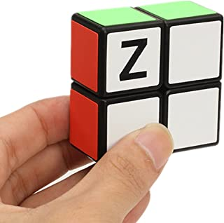 cuberspeed Z 2x2x1 Super Floppy Black Magic Cube 1x2x2 Speed Cube