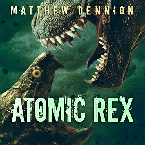 Atomic Rex audiobook cover art