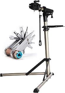 CXWXC Bike Repair Stand and 11 in 1 Bike Multitool