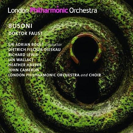 Busoni: Doktor Faust by Dietrich Fischer-Dieskau (2011-09-27)