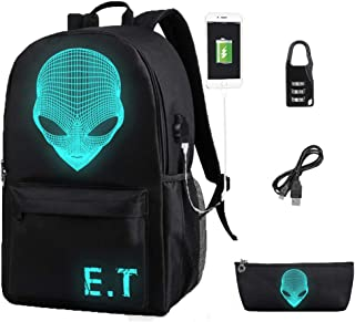 8ccf587f4f49 Amazon.com: alien - Backpacks / Luggage & Travel Gear: Clothing ...