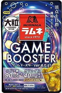 森永製菓 大粒ラムネ GAMEBOOSTER2 36g ×10袋