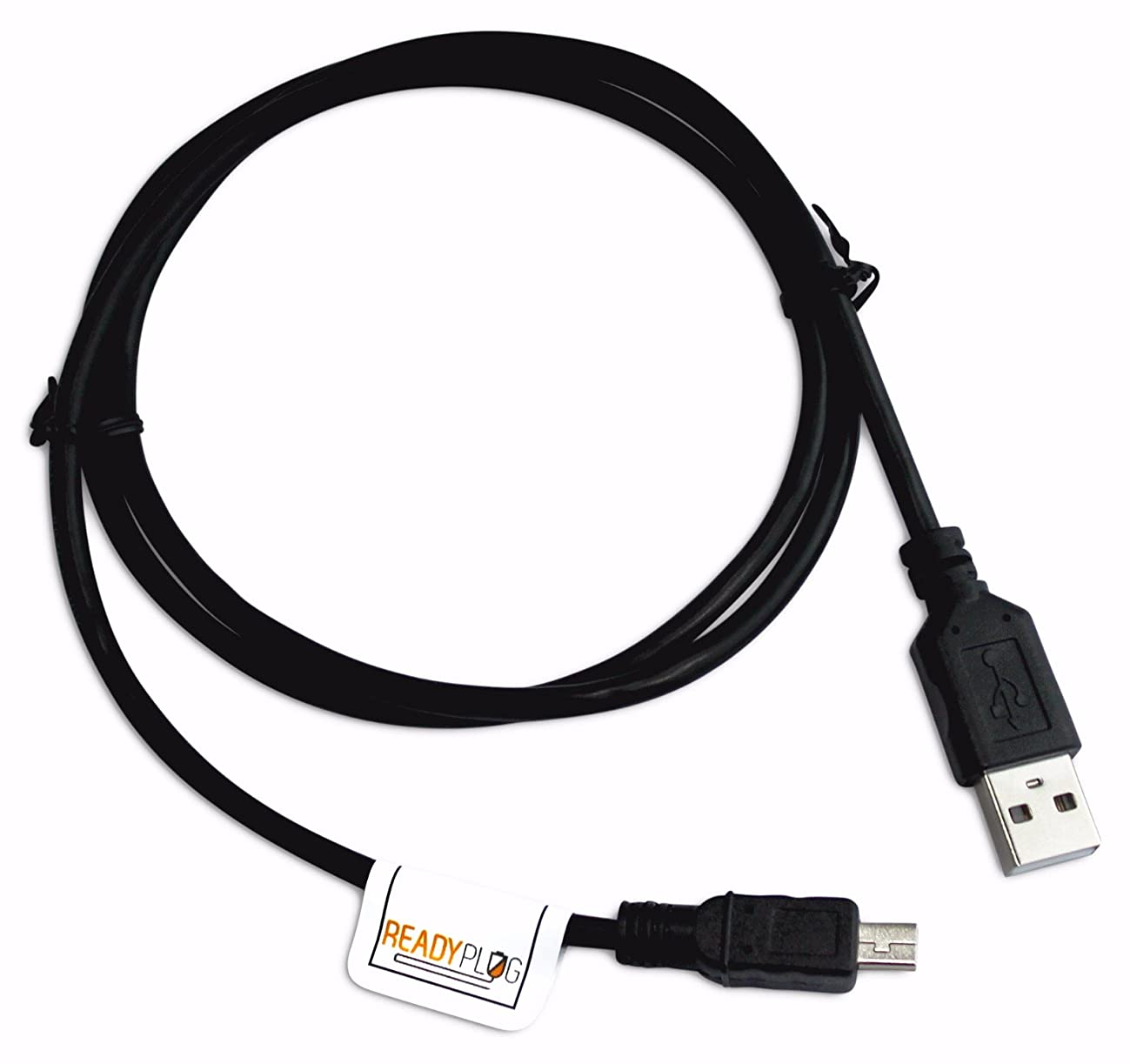 ReadyPlug USB Cable for Canon EOS Rebel T6 EF-S Camera USB Picture/Photo/Computer/Data Transfer (3 Feet)