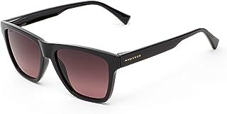 Hawkers - Diamond Black Wine ONE LS Unisex Sunglasses, TR18 UV400