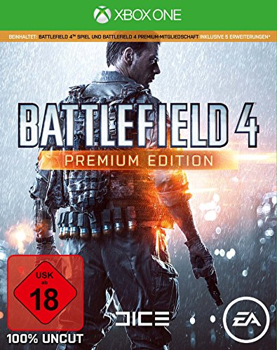 Battlefield 4 - Premium Edition - [Xbox One]