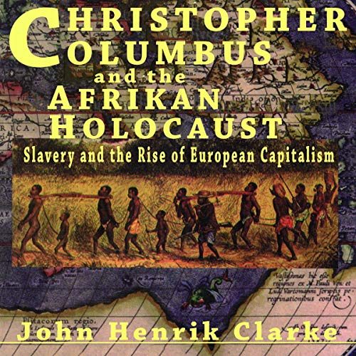 Christopher Columbus and the Afrikan Holocaust  By  cover art