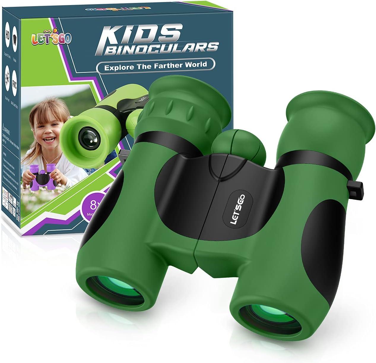 DEVRNEZ Juguetes Niña 3-14 Años,Regalos para Niños Juegos de Exterior para Niños Prismaticos Niños Buenos Regalos de Cumpleaños para Niños Juguete Niños 3-14 Años Niños