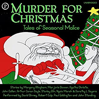 Murder for Christmas Titelbild