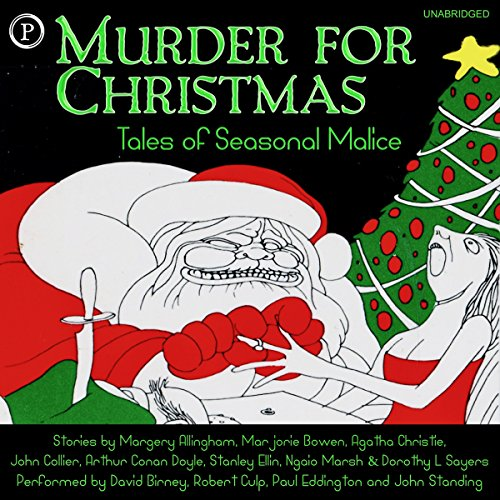 Couverture de Murder for Christmas