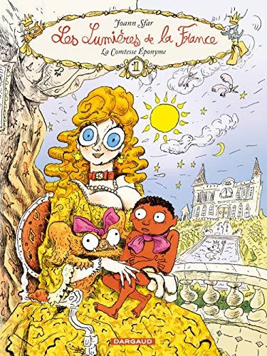 Les Lumières de la France - tome 1 - La Comtesse éponyme (1)