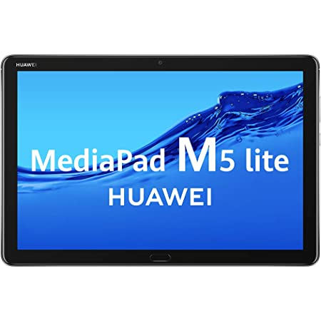 "HUAWEI MediaPad M5 Lite - Tablet de 10.1\"" (Wifi, RAM de 4GB, ROM de 64GB, Android 8.0) - Color Gris"