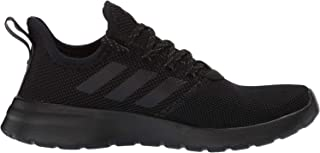 Men's Lite Racer RBN Sneaker, Black/Black/Grey, 9.5 M US