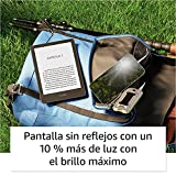Nuevo Kindle Paperwhite (8 GB) | Ahora con una pantalla de 6,8' y luz cálida ajustable, con publicidad