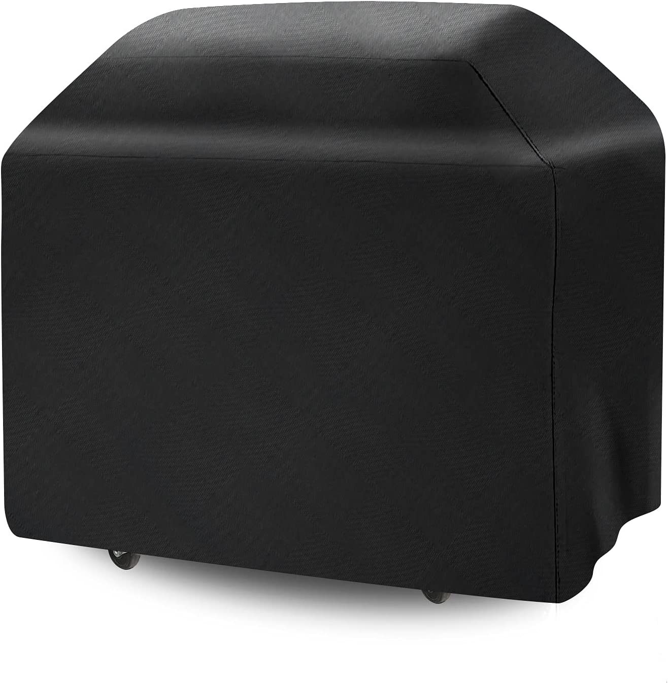 Mancro Grill Cover 58 Inch, Large Waterproof & Outdoor Gas Grill Cover, Weather & Fade Resistant Heavy Duty Grill Cover, 3-4 Burner BBQ Grill Covers Compatible for Weber CharBroil Nexgrill Brinkmann