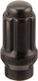 Gorilla Automotive 21134ETBC Black 12mm x 1.50 Thread Size Chrome Finish Small Diameter 6-Lug Kit, (Pack of 24)