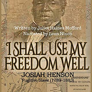 I Shall Use My Freedom Well audiobook cover art