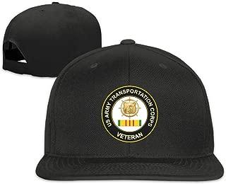 US Army Transportation Corps Vietnam Veteran Unisex Adult Hats Classic Baseball Caps Sports Hat Peaked Cap