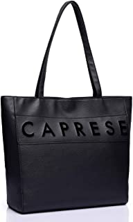 Caprese Sheena Women's Tote Bag (Black)