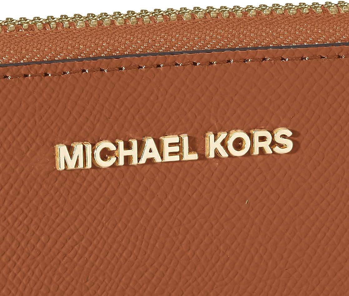 Michael Kors Jet Set, ÉTUI LG Flat MF PHN Femme, L Bagages