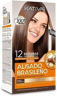 Kativa Kit de alisado brasileño