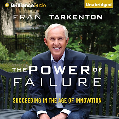 The Power of Failure audiobook cover art