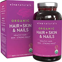 Best natural hair skin and nails supplement Reviews