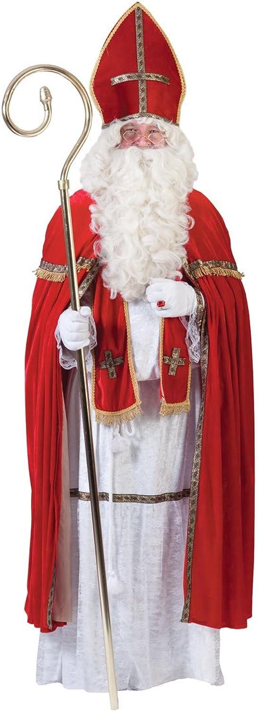 Generique - Edles Nikolaus Kostüm für Mnner L