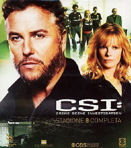 CSI - Crime Scene Investigation Stagione 08 Episodi 01-17