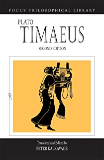 Timaeus (The Focus Philosophical Library)