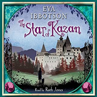 The Star of Kazan audiobook cover art