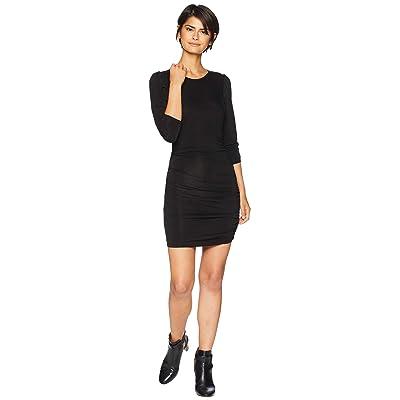 Young Fabulous & Broke Acacia Dress (Black) Women