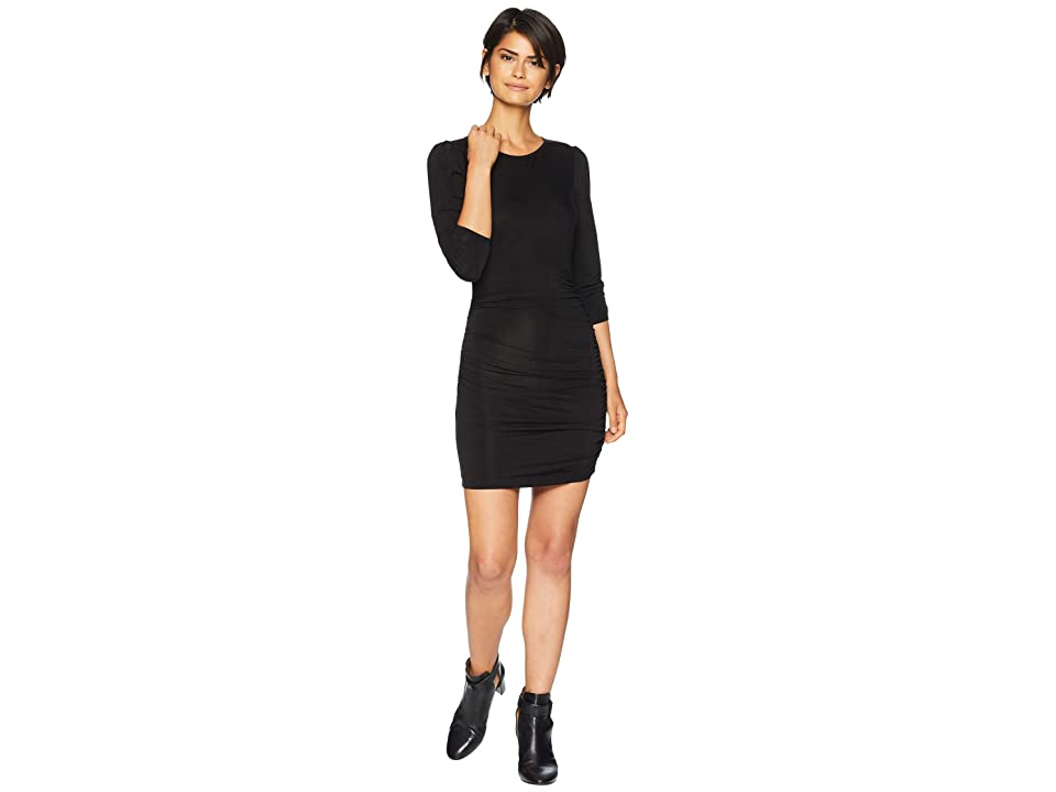 Young Fabulous & Broke Acacia Dress (Black) Women