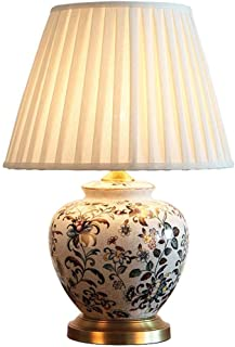 Table Lamp Light Desk Lamps Lights Modern Luxury Chinese Ceramic Table Lamps Painting Living Room Study Bedroom Bedside La...