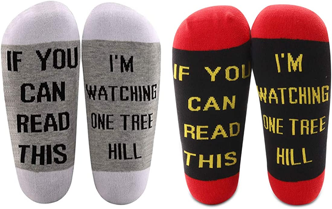 LEVLO Sale One Tree Hill Inspired Gift If You Watch SEAL limited product This I'm Can Read
