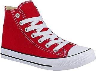 Elara Sneaker Unisex Sport High Top Scarpe da Ginnastica Chunkyrayan