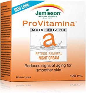 Jamieson ProVitamina A Retinol Renewal Night Cream 120mL (4.2 fl.oz.)