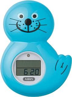 Inkl Ab 0 Monate Batterie Keramik wei/ß Rotho Babydesign Digitales Bad- und Raumthermometer mit Saugnapf 20448 0001 01