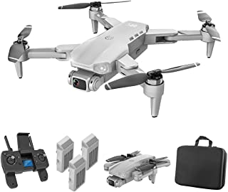 Foldable GPS Drone for Adults with 4K Camera RC Quadcopter with GPS for Beginners, Auto Return Home, Brushless Motor, Foll...