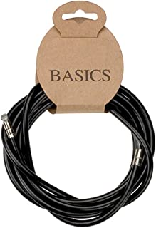 Jagwire Basics Lined Derailleur Cable and Housing Assembly (1 Derailleur)