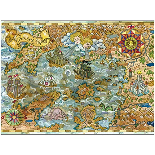 (60% OFF Coupon) 1000 Piece Jigsaw Puzzle $7.59