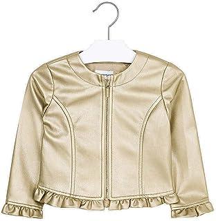 release date: ca819 9c0fa Amazon.it: Oro - Giacche e cappotti / Bambine e ragazze ...