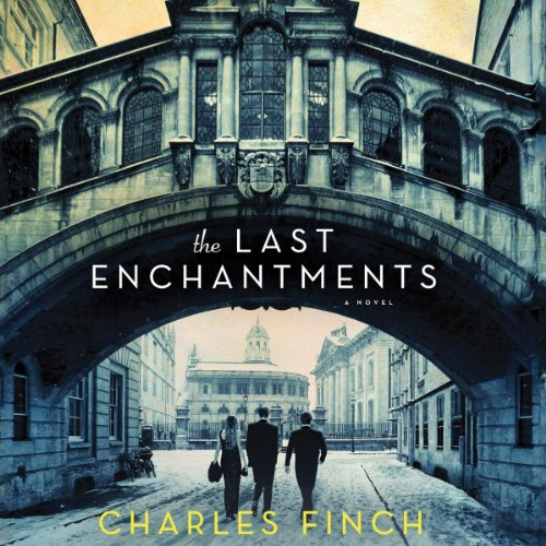 The Last Enchantments audiobook cover art