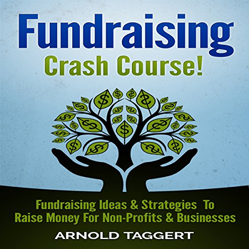 Fundraising Crash Course! audiobook cover art